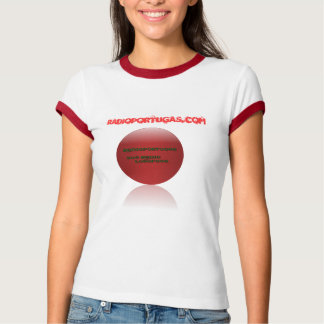 T-shirt for lady with I circulate