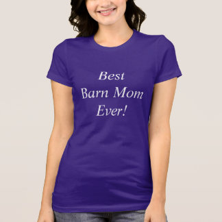 T-shirt for Mom of horse lover