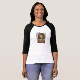 T-Shirt for Woman-An Empowered Woman