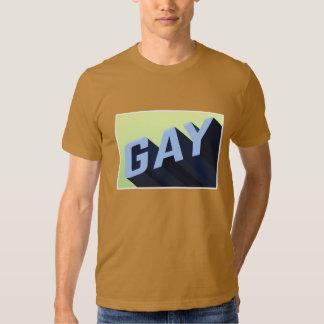 """T-shirt - """"Gay """""""