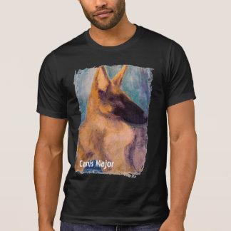 T-Shirt, German Shepherd Dog Art T-Shirt