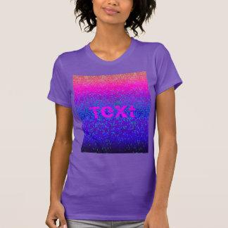 T-Shirt Glitter Star Dust