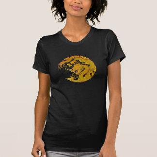 T-Shirt Golden Dragon (008) 2