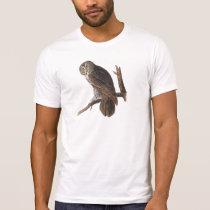 T-Shirt: Great Gray Owl T-Shirt