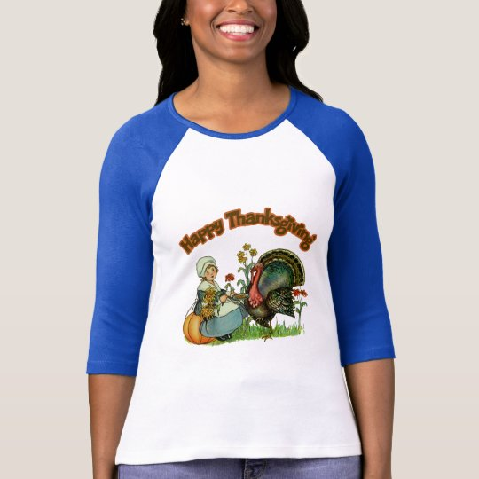 T-Shirt - Happy Thanksgiving