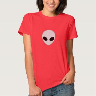 T-shirt Head of Alien - M1