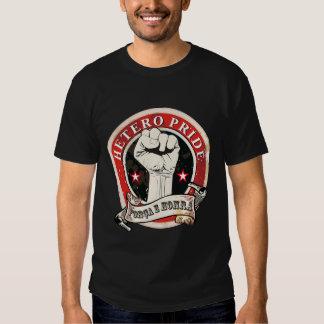 T-shirt Hetero Pride
