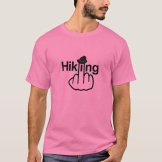T-Shirt Hiking Flip