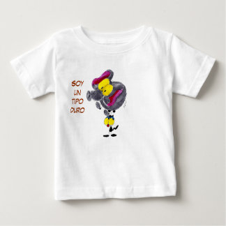 """T-shirt """"I am a hard type""""."""