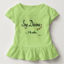 T-shirt I am Divine for children