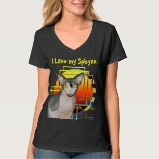 T-Shirt | I Love my Sphynx Cat