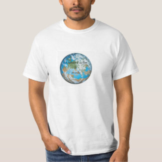 T-shirt I Survived to the end of the World