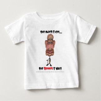 T-shirt Infant VT The Older I Get (Bobblehead #87)