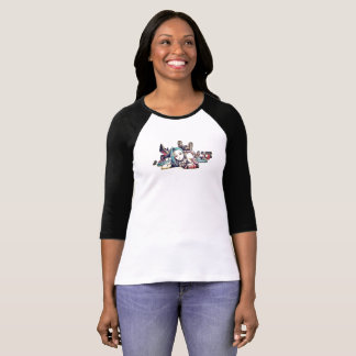 T-shirt Jinx Woman