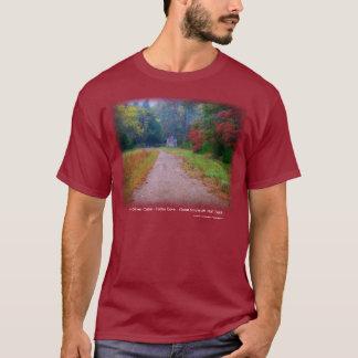 T-Shirt -John Oliver Cabin - Cades Cove, TN