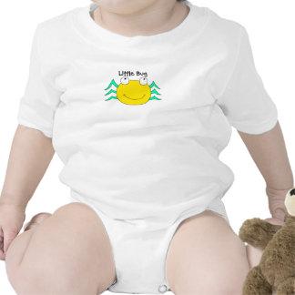 T-Shirt Kid's Baby Boy Tots Little Bug Baby Creeper