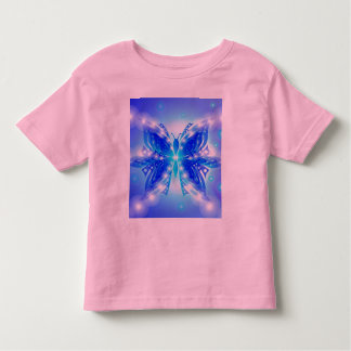 T-Shirt Kids Butterfly Abstract