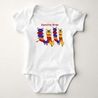 T-Shirt Kid's Girl Baby Dancing Bugs Girls