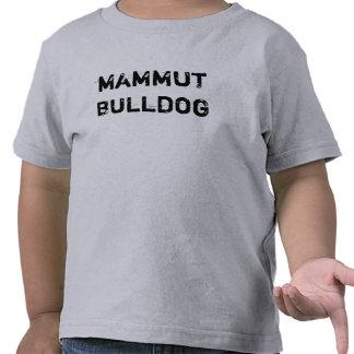 T-Shirt Kleinkind little kid Mammut Bulldog