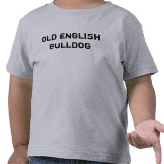 T-Shirt Kleinkind little kid Old English Bulldog