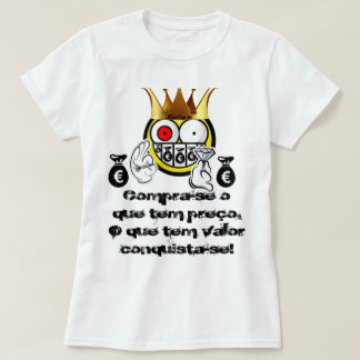 T-shirt Kra1zy/value does not have price