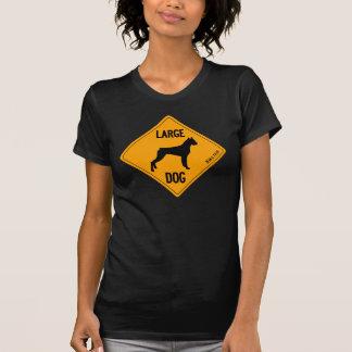 T-shirt Large Dog 2-Sided T Shirts
