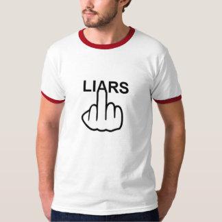T-Shirt Liars Flip