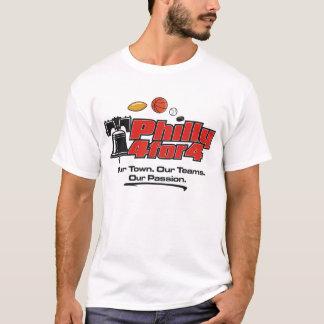 T shirt logo - Customize the back