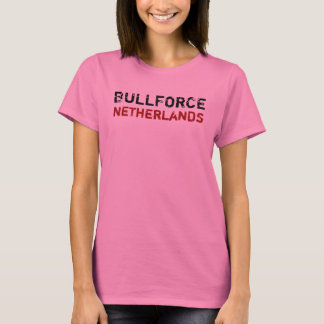 T-shirt long ladies (of ladies) Bullforce