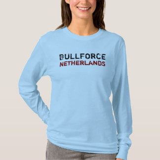 T-shirt long ladies (of ladies) Bullforce