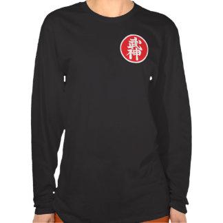 T-shirt long Mango feminine Bujin Kyu
