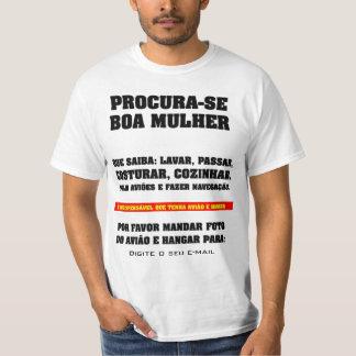 T-shirt Looks to Good Woman - Sea 2012
