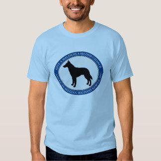 T-Shirt Malinois Rescue Logo