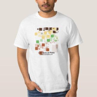 "T-shirt man short sleeve ""Pixels """