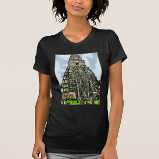 T-Shirt: Mayan Temple at Tikal, Guatemala