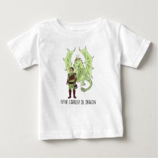 "T-shirt MC ""Futuro jinete de Dragón "" Playeras"