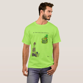 T-Shirt Men's # 1 Dad Luck of the Irishmen !