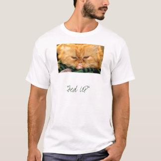 "T-Shirt Men's ""Fed Up"" cat"