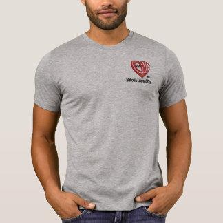 T-shirt, Mens Love My Catahoula Leopard Dog T-Shirt