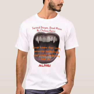 T-shirt mens or womans I never knew that loving so
