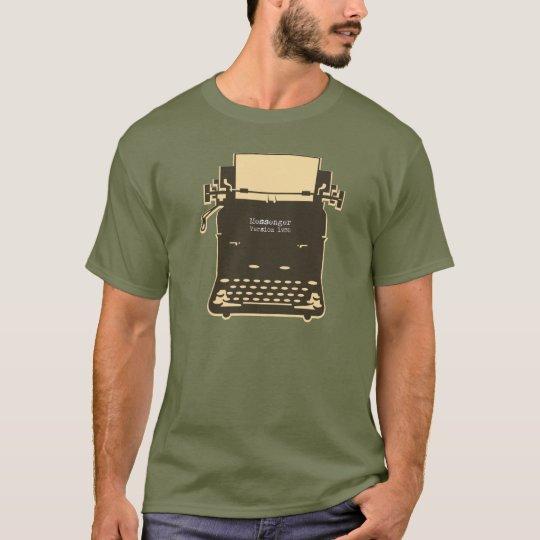 T-shirt Messenger Version 1950