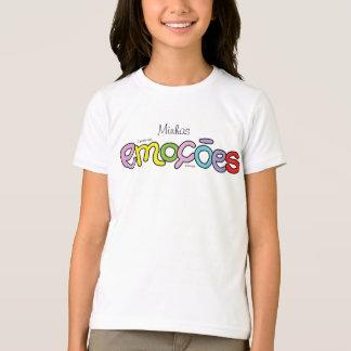 T-shirt-Mine Emotions T-Shirt