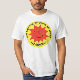 T-shirt More Impose-Cost-Be nonThanks MH