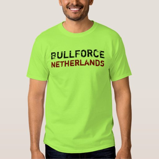 T-shirt Mr. (signors) Bullforce