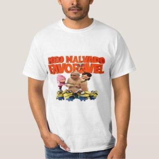 T-shirt my favourable evil-doer