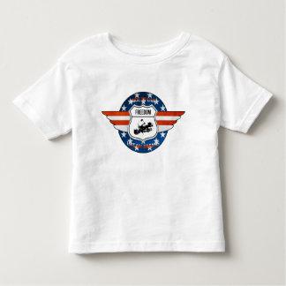 T-shirt niño pasión arrugar playeras