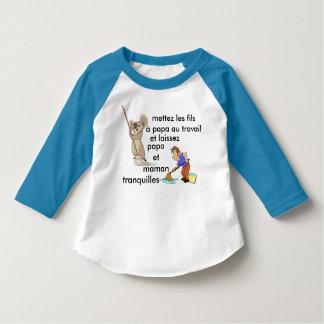 t-shirt niño ratón proporciona remera