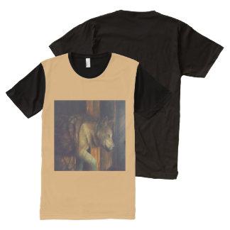 T-Shirt NORTHWOODS WOLF by Ryan Todd Brucker