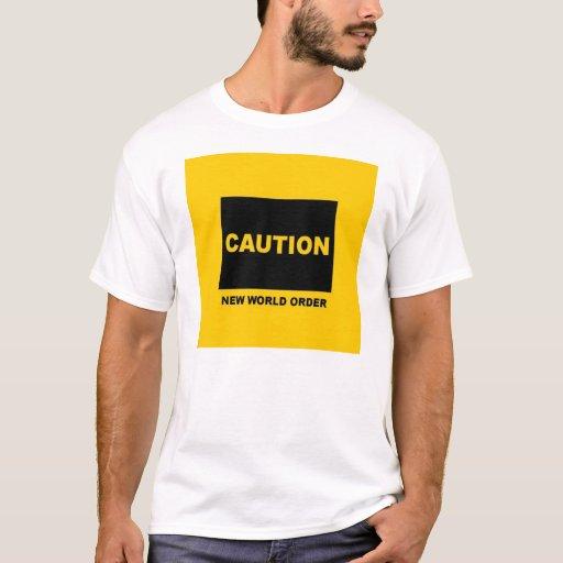 T-shirt NWO Playera