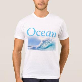 T-SHIRT/ Ocean- Design T-Shirt